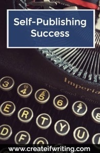 How to achieve self-publishing success as an indie author.