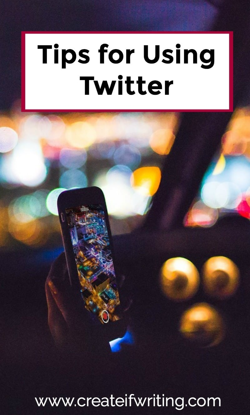 Tips for using Twitter from expert Eric T Tung.