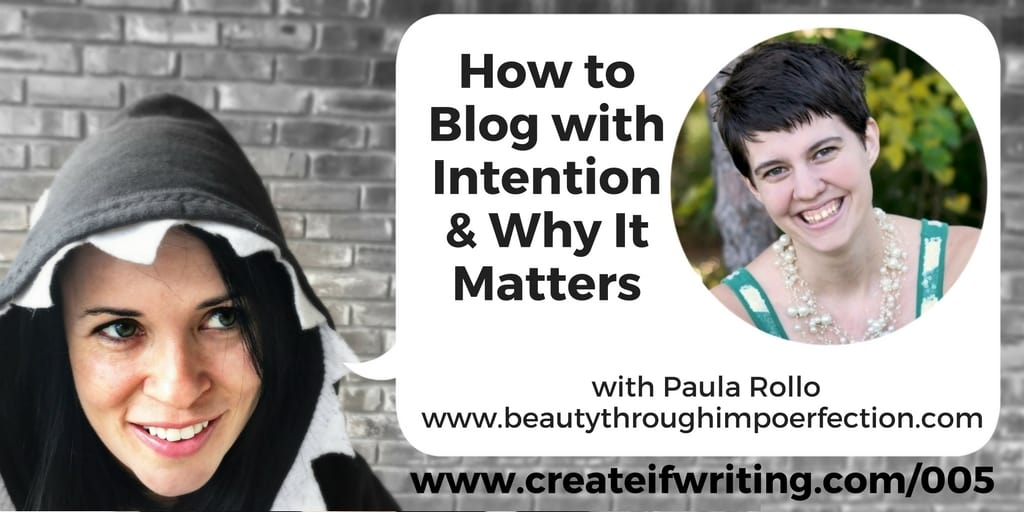 An interview with Paula Rollo