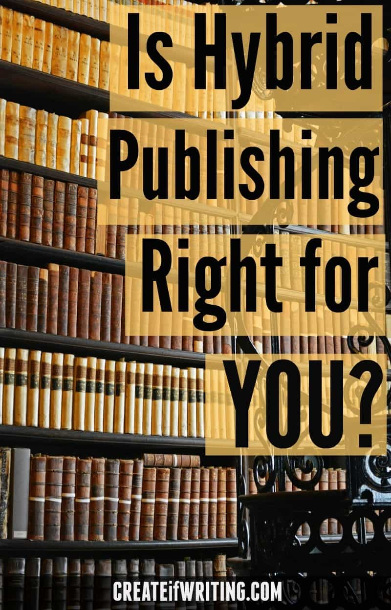 Commercial or indie publishing? Why writers might consider both.