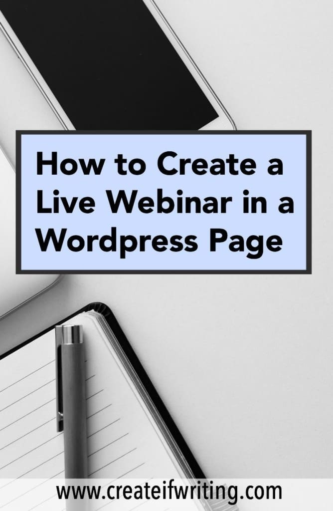 It's easy and FREE to create a live webinar training with chat in WordPress. This step by step tutorial with video will help you set up your live training!