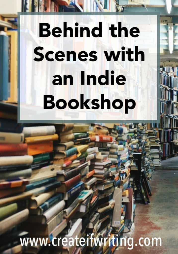 Want to know what's going on behind the scenes in an indie bookstore? An interview with Blue Willow Bookshop owner Valerie Koehler.