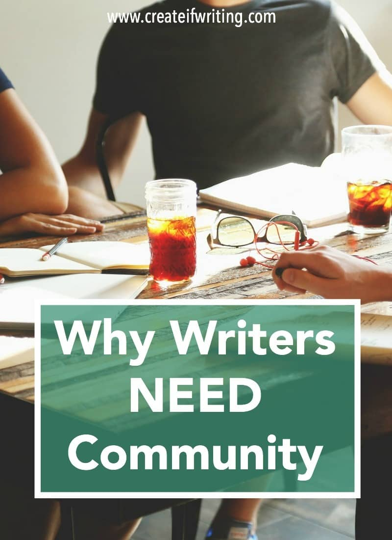 Writers do much of their work alone, which is why writers NEED community. An interview with DIY MFA's Gabriela Pereira.