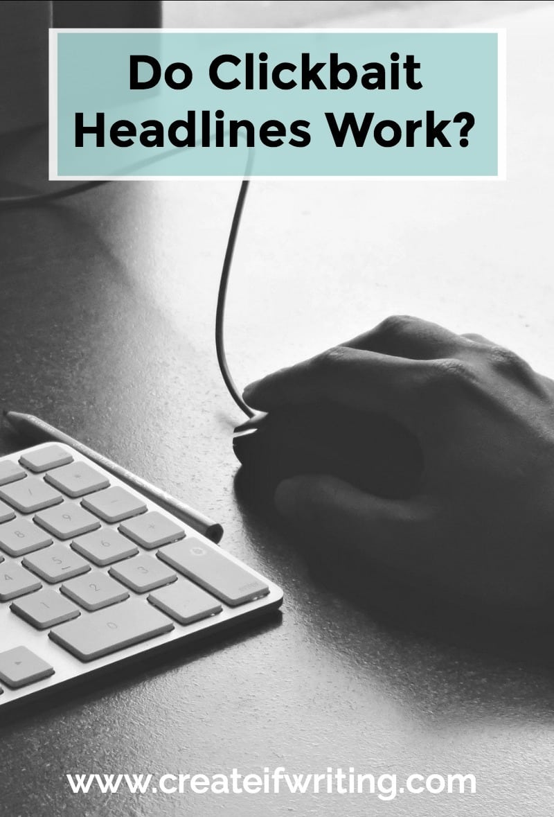 Do clickbait headlines really work for your blog? A look at why you should consider CLICKABLE, not click BAIT headlines.