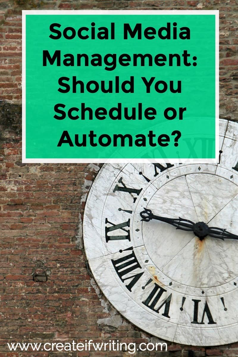 Managing social media can be a BEAST. Tips on using automation and scheduling!