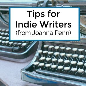 Tips for Indie Writers with Joanna Penn -038