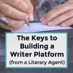 Building a Writer Platform with Literary Agent Maria Ribas -040