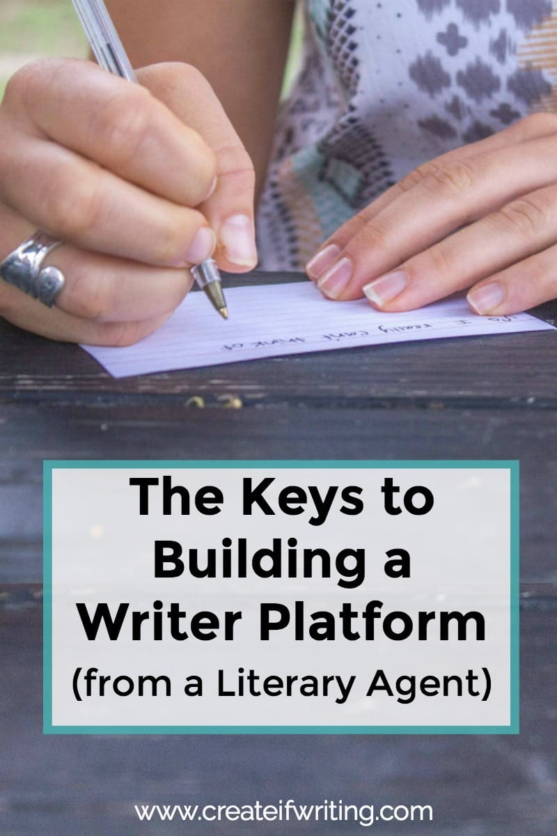 How do you go from blog to book deal? Or what kind of platform do you really need as a writer to get published? Literary agent Maria Ribas tells you everything you need to know.
