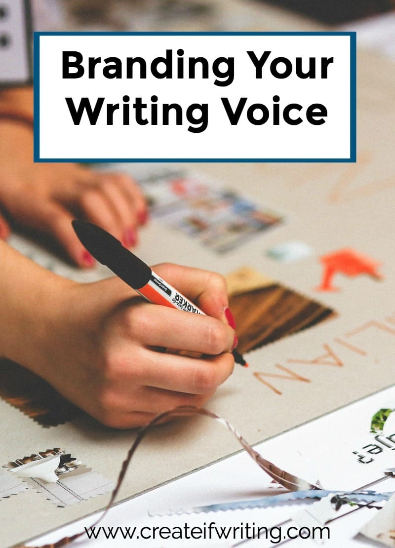 You may know that brand does not just mean visual. But do you know how to brand your WRITING VOICE? Get some great tips and a free download.