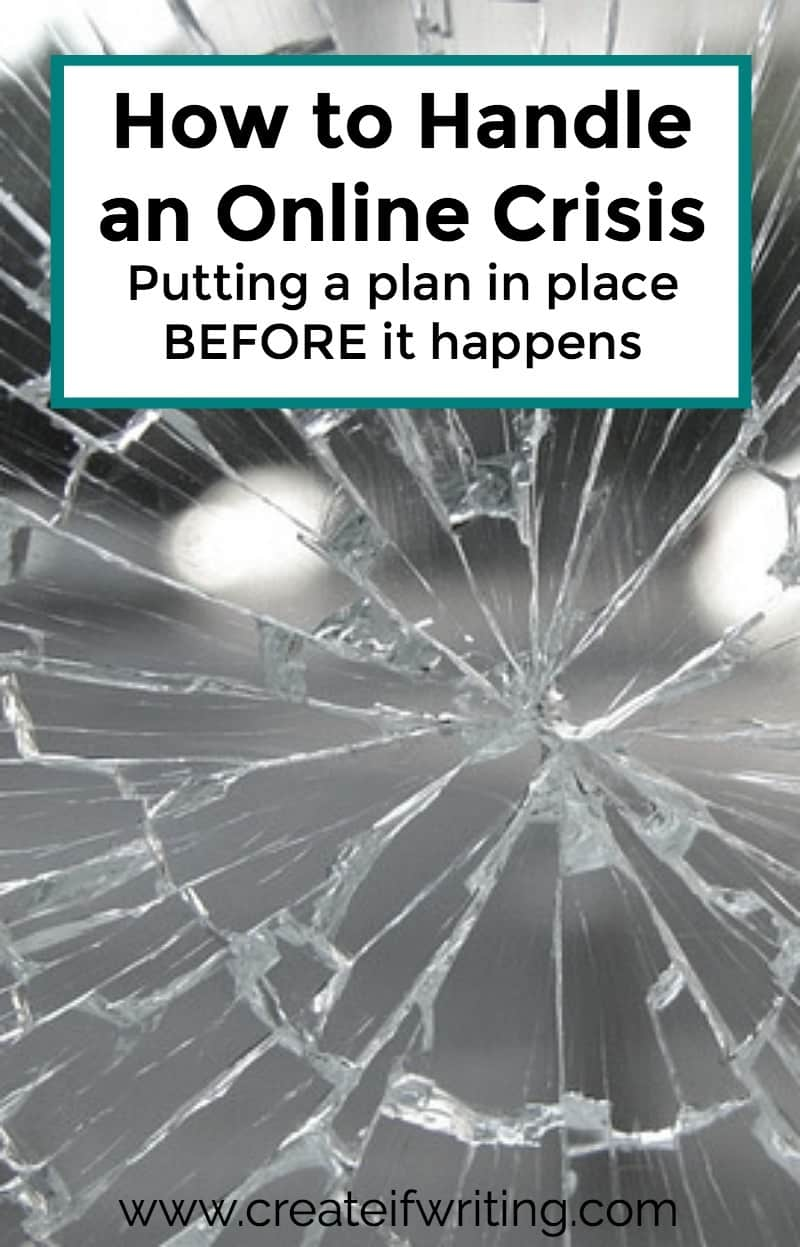 Are you prepared to handle an online crisis? Whether it's tech failures, a poorly worded tweet, or that controversial post that went viral, you need to have a plan in place BEFORE you need it.