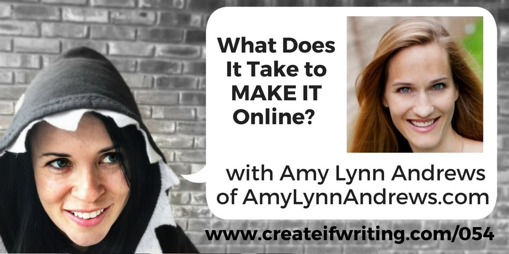 interview with amy amy lynn andrews
