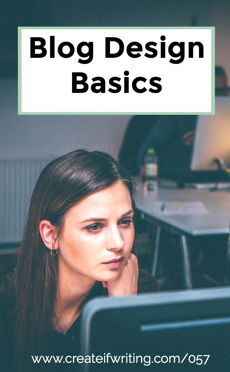 Blog design basics: straight from the mouth of a designer, what you need to know to keep people coming back and staying on your blog.