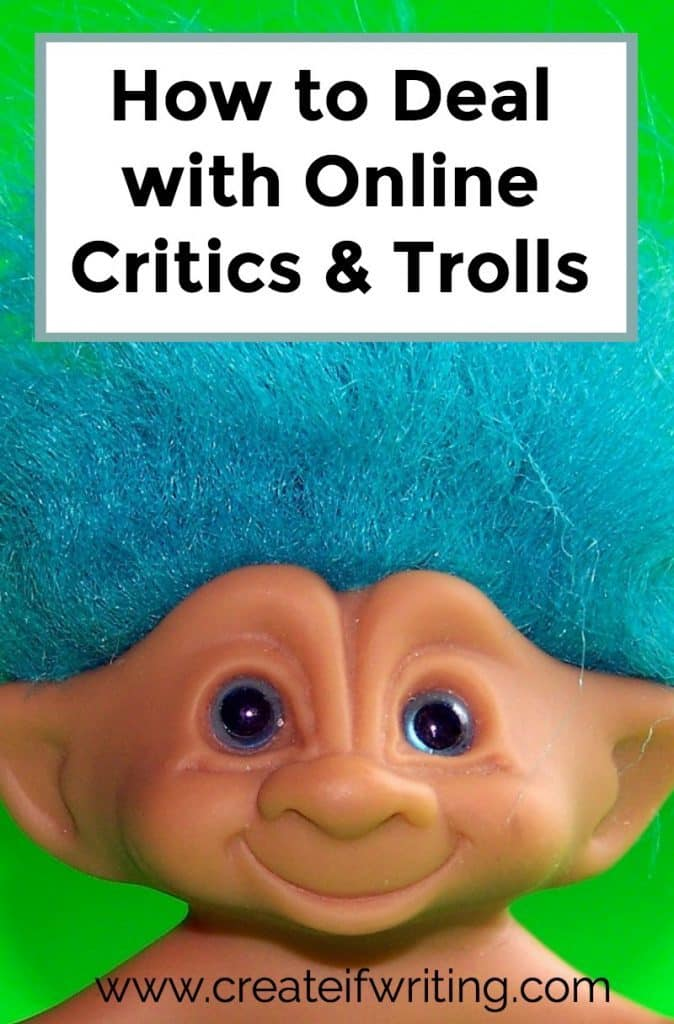 You can't avoid them. Learn how to deal with online critics and trolls.