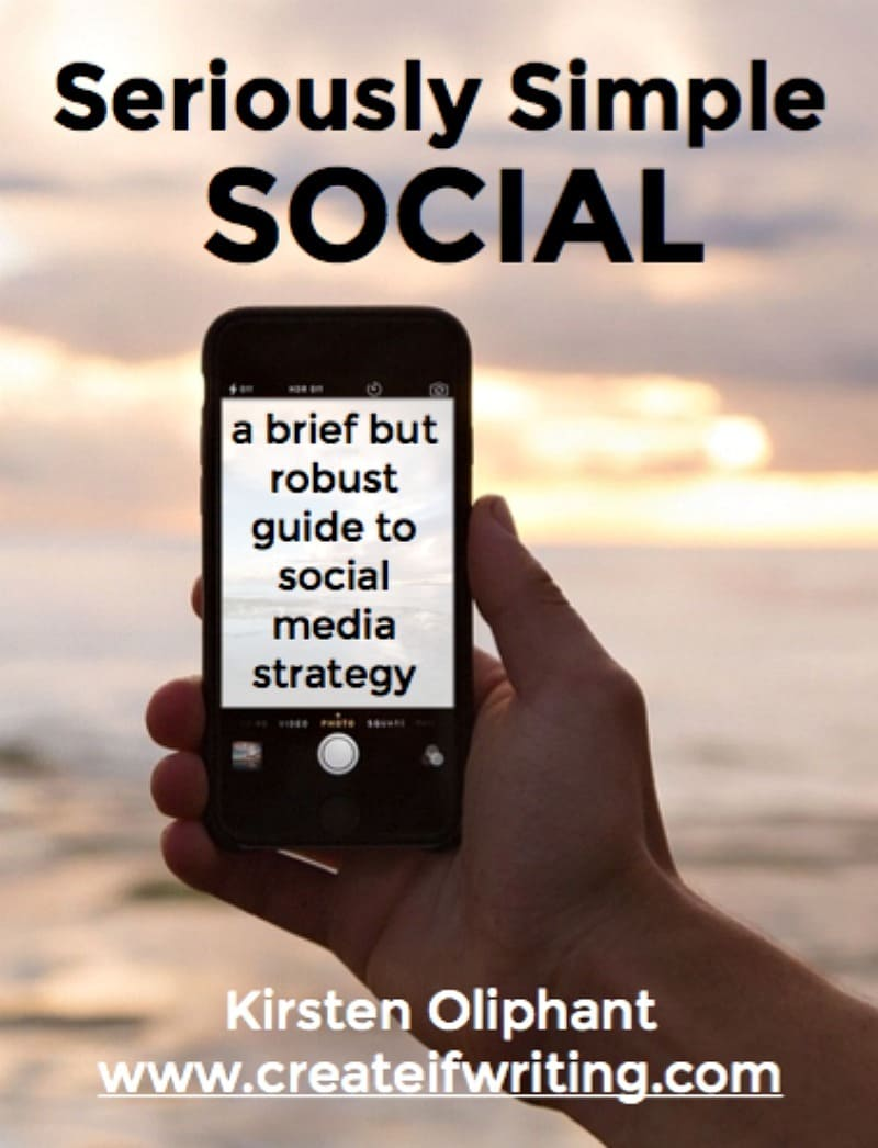 Want a FREE guide to create a simple social media strategy? This resource will walk you through the platforms and the tolls to set up smart systems.