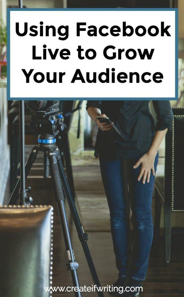 Want to know how to use Facebook live to grow your audience? Um, yes please!