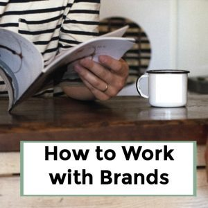 How to Work with Brands – 063