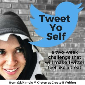Tweet Yo Self Twitter Challenge