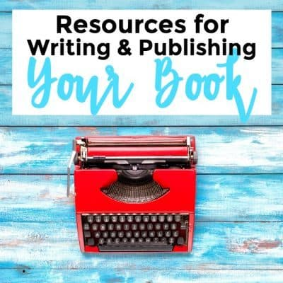 Resources for Writers