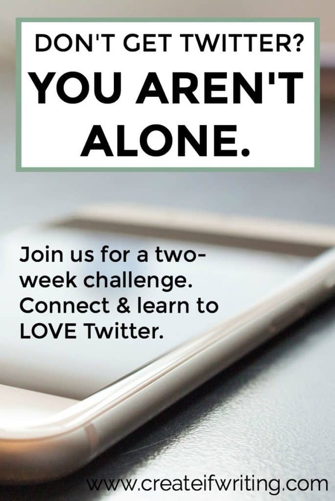 If Twitter is a mystery, join us for a two-week challenge to connect on the platform TOGETHER.