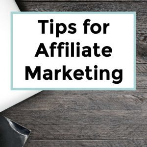 Tips for Affiliate Marketing – 077