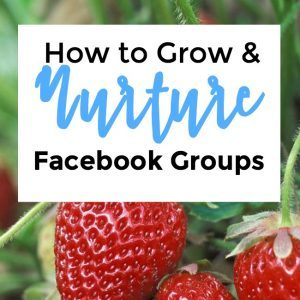 How to Grow and Nurture a Facebook Group