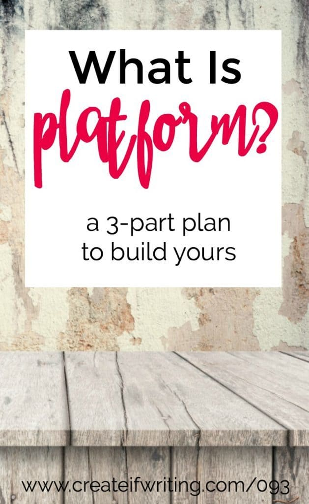 What is platform? And what's the most effective way to build one? This post gives you a three-part approach to getting started with your platform.