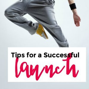 Tips for a Successful Launch with Jenny Melrose