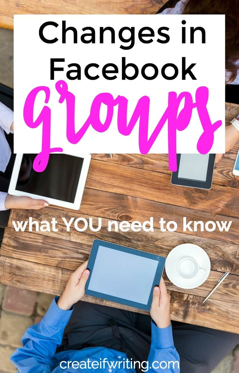 There are major updates coming to Facebook pages. What you need to know about starting and running a Facebook group.