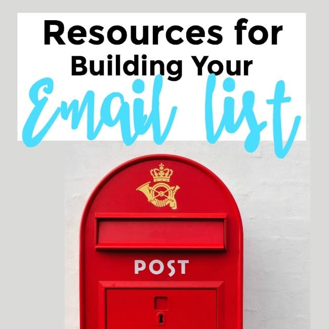 List Building Tips – Email Marketing Tips