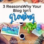 Three Reasons Why Your Blog Isn't Growing