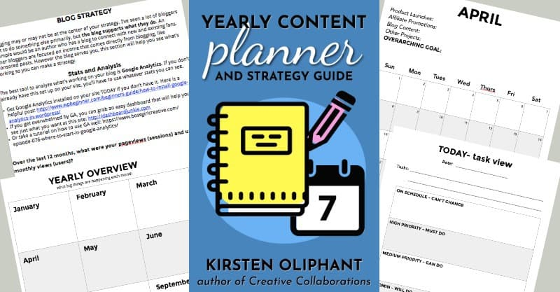 Free printable planner for 2018 with printable weekly calendar pages