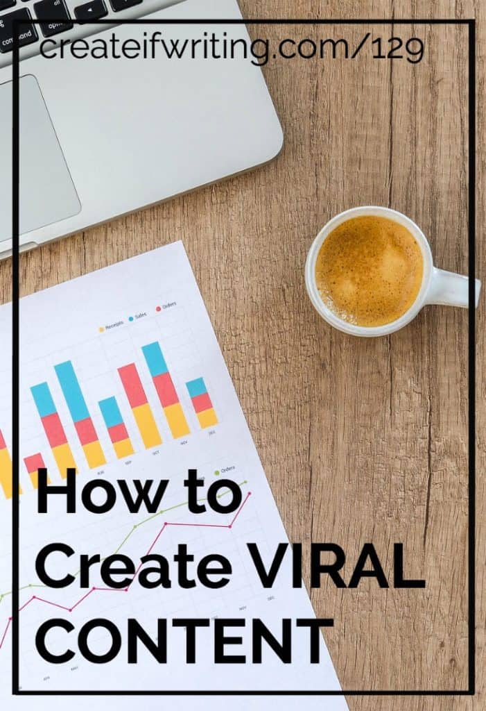 Learn how to create viral content that gets people reading and sharing!