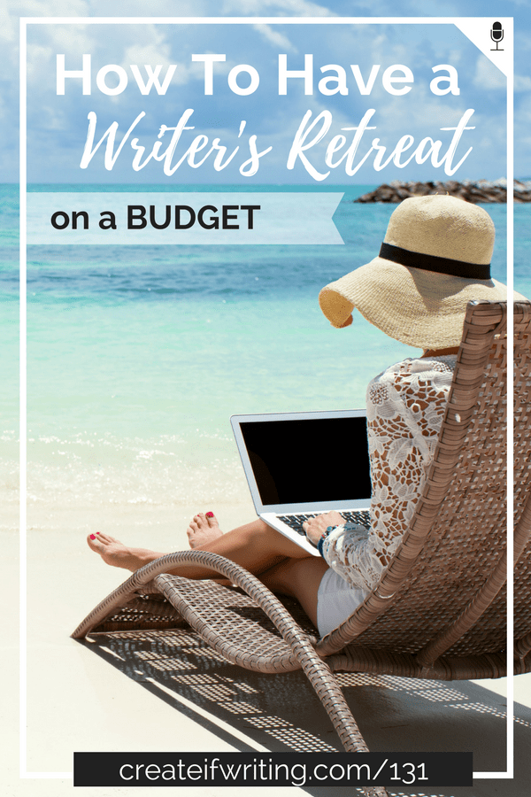 How to have a writer's retreat on a budget! Find out the best tips.