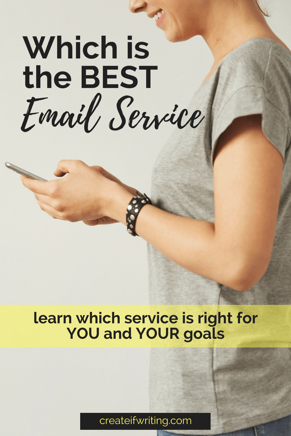 Which is the best email service provider for YOU? A look at the best free email service as well as the paid services.