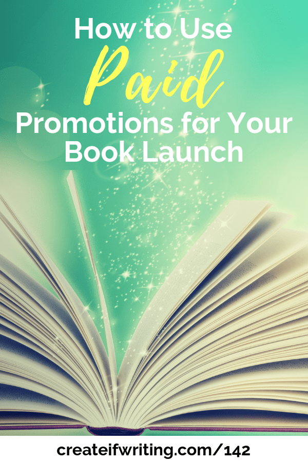 Learn how and when you should use paid promotions for your book sales!