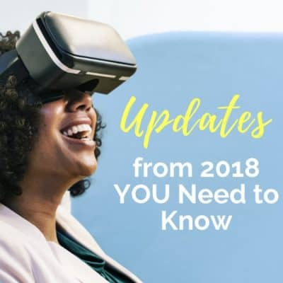 Social Media Updates to Know in 2018, part 1