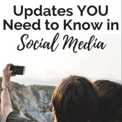 Social Media Updates You Need to Know, Pt 2