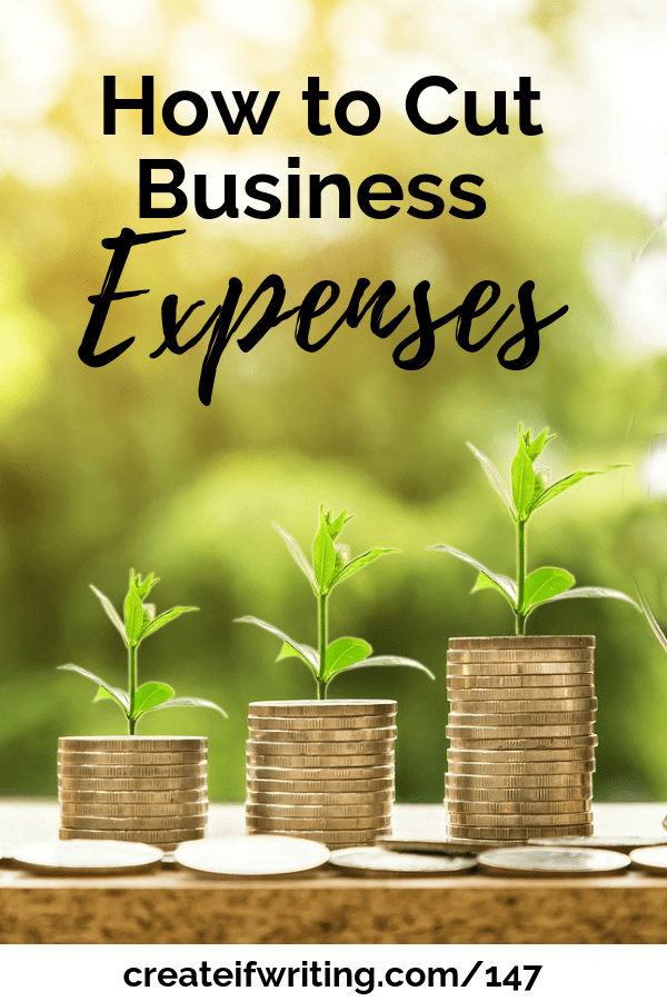 Learn how to identify and cut your business expenses.