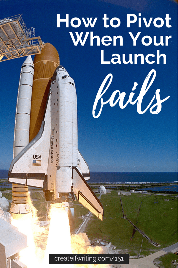 Four steps to pivot when your launch is failing!