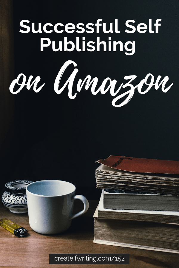 Want to find success self publishing on Amazon? Here are six actions to consider.