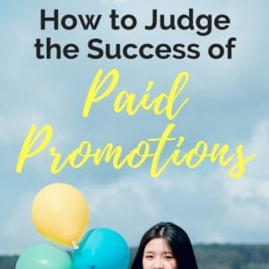 How to Judge the Success of Your Book Promotions