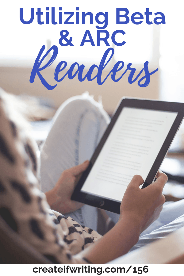 Learn how to connect with beta and ARC readers- what they are, how to use them, and where to find them!
