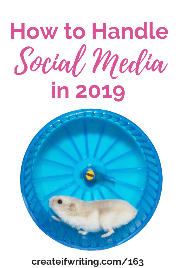 Learn how to handle social media in 2019.