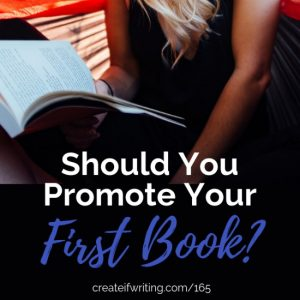 Should You Promote Your First Book in a Series?