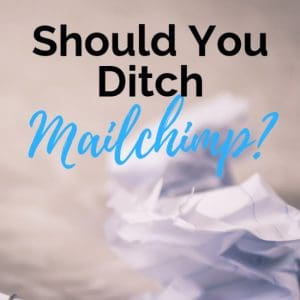 Should You Leave Mailchimp?