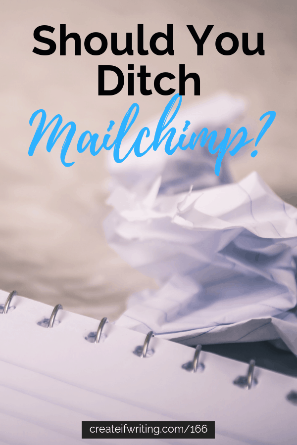 Mailchimp is changing. Should you keep them as your email service provider?