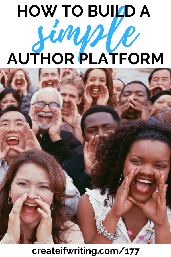 No matter what you're writing or how you plan to publish, you'll need an author platform. Learn how to set up an effective platform.