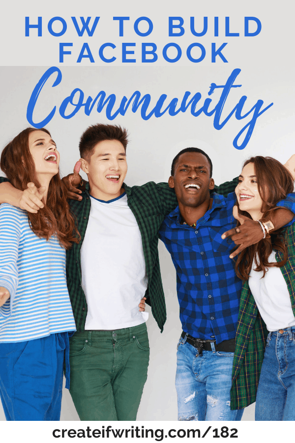 Building a solid Facebook group depends on how well you foster community. Learn how.