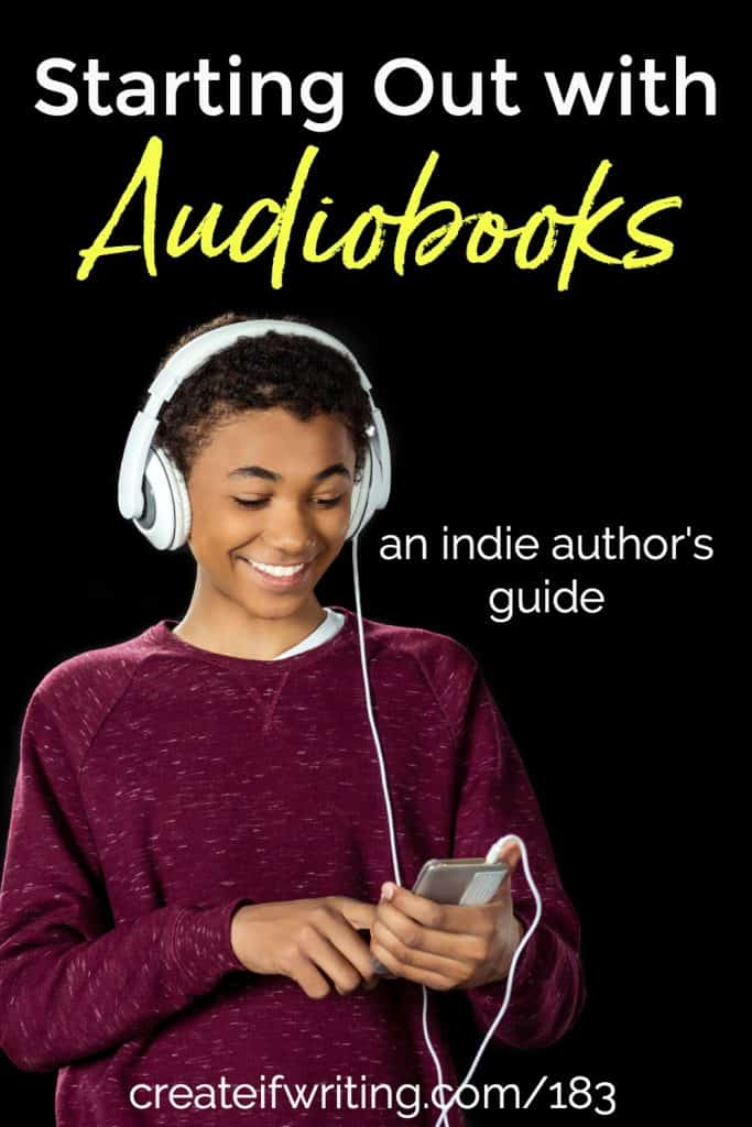 Audiobooks: should you or shouldn't you invest as an indie author?