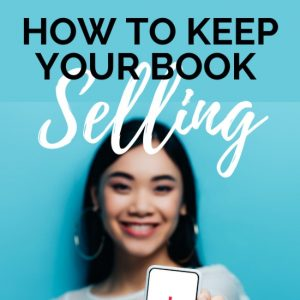 How to Keep Consistent Book Sales
